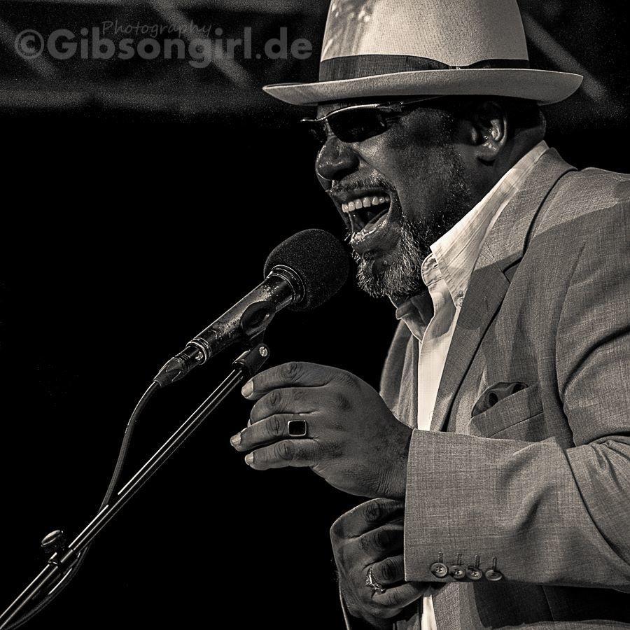 Big Daddy Wilson entre los atractivos del Santa Blues de Tenerife