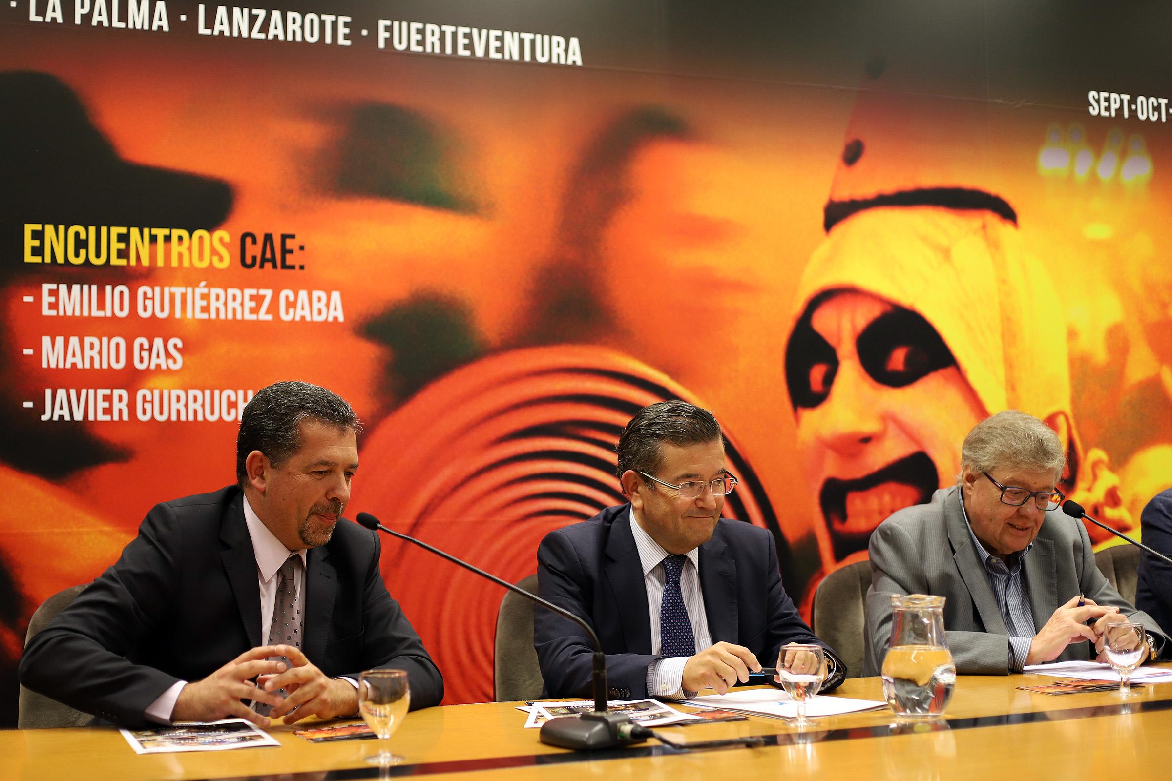 Presentado el CAE, Festival Internacional Canarias Artes Escénicas 2019