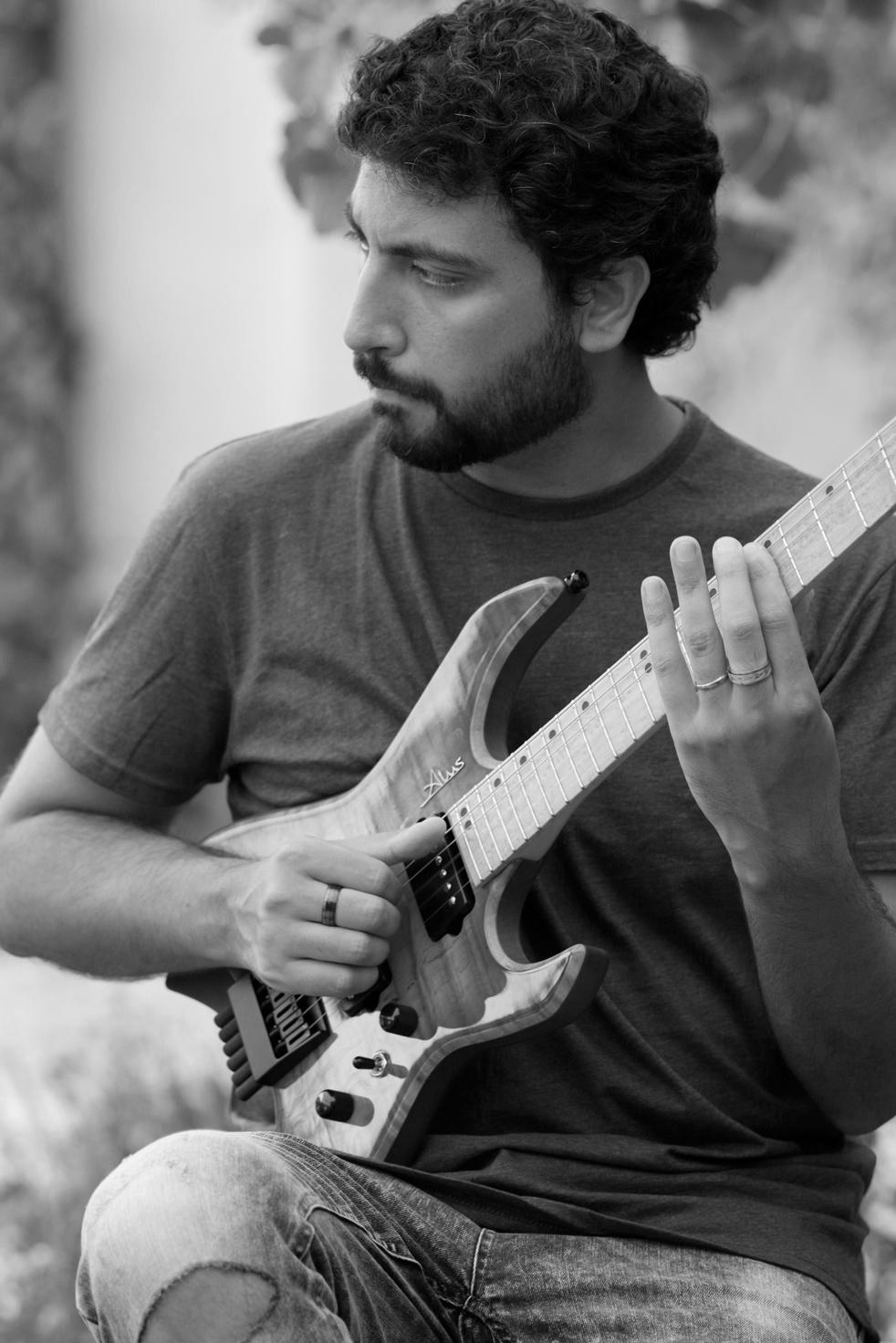 Gira en Canarias del guitarrista Alejandro Rod