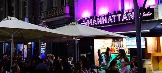 Manhatthan Studio: renace el ocio de un espacio mítico en Santa Cruz
