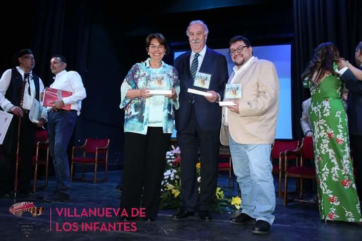 La Asociación Cultural Alisios de La Orotava premio Difusión de la cultura de la Universidad Libre de Infantes