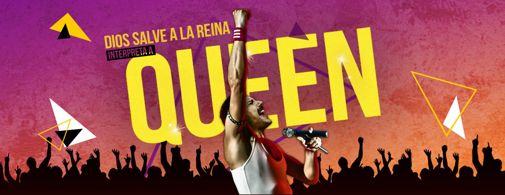 Dios salve a la Reina recrea a Queen con Is this the real life?