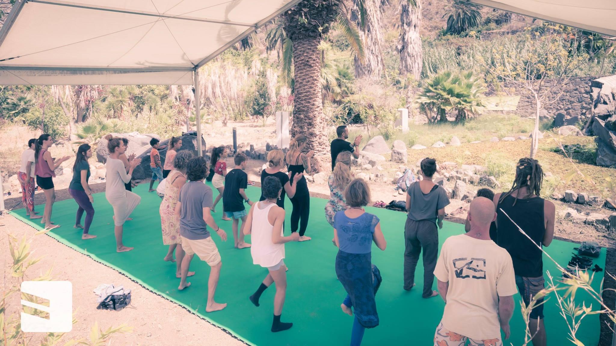Atlántico Sonoro ofrece talleres gratuitos en el Jardín Botánico del Descubrimiento en Vallehermoso