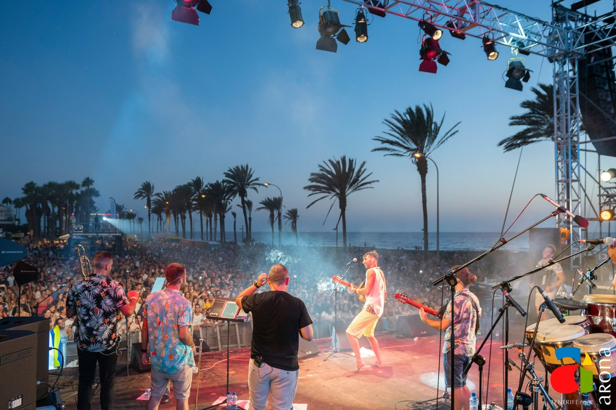 El Blue & Green de Arona se une a la lucha de festivales de música contra el plástico