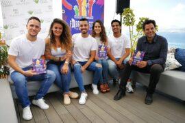 'Rainbow Gospel Choir' con José Alberto Medina