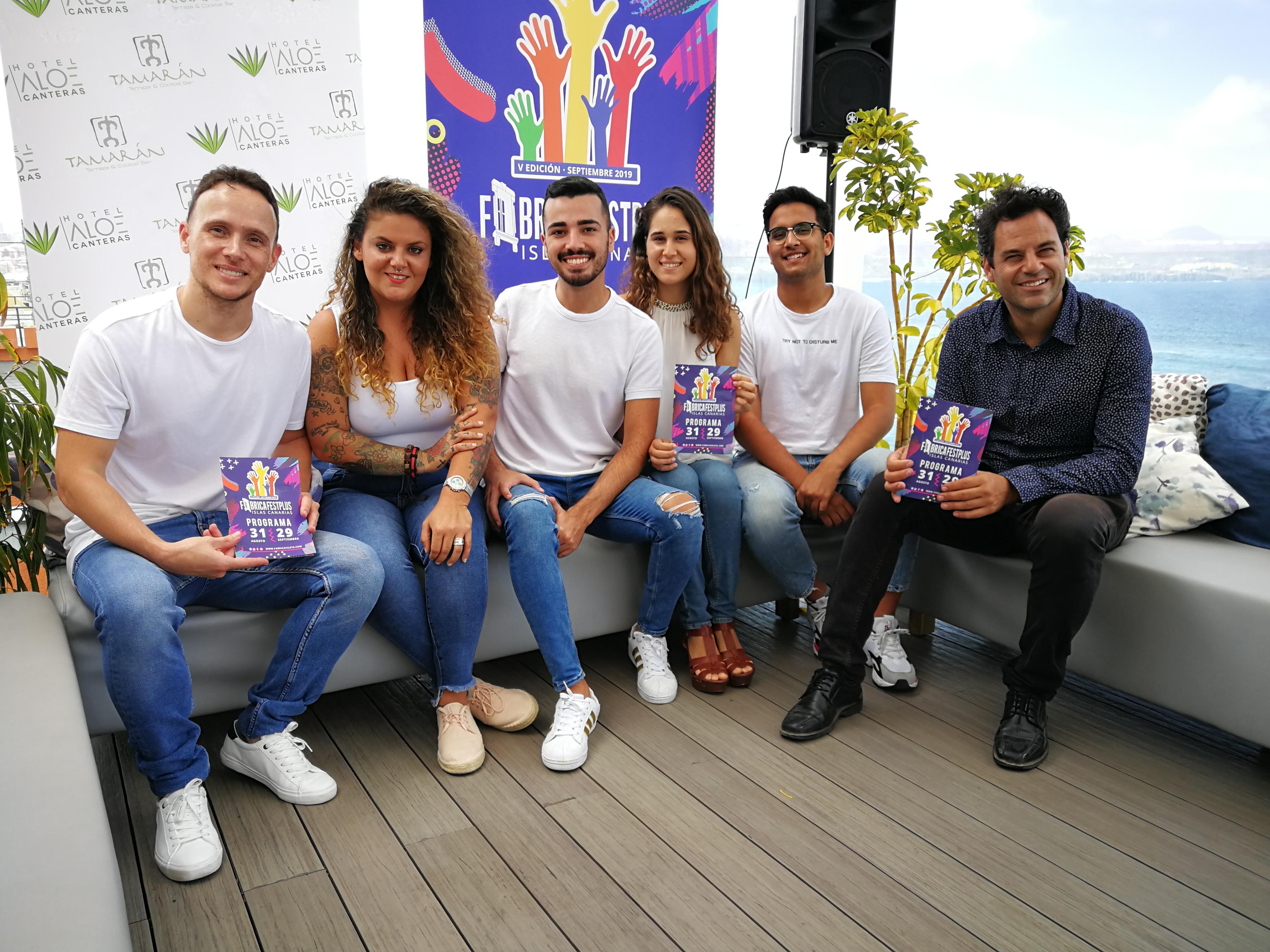 Presentado el V Fábrica Fest Plus