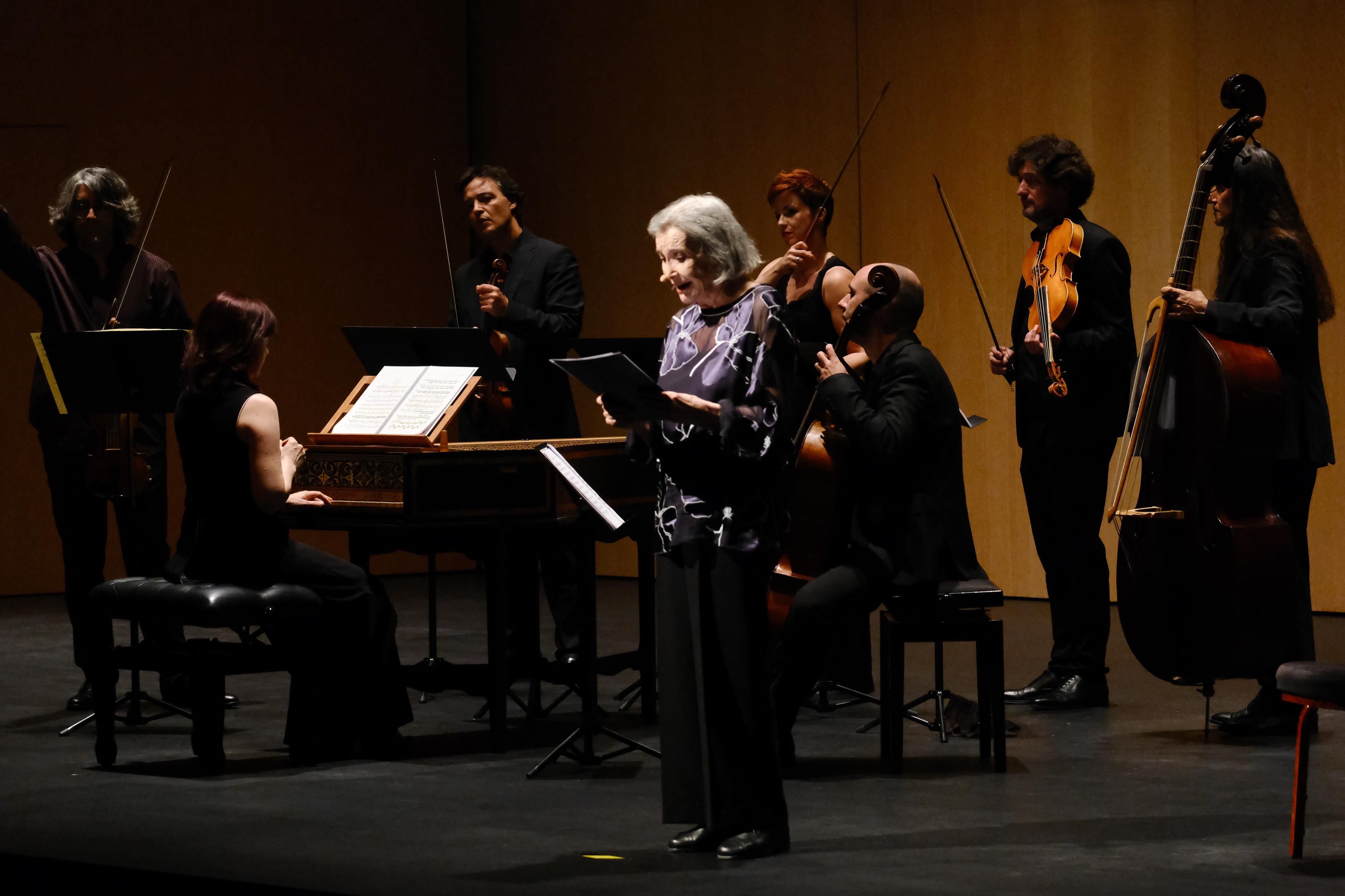 Nuria Espert & La Tempestad se despiden del II Festival CAE en Tenerife y La Palma