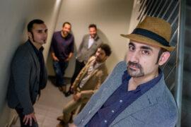 ¡Hoy hemos podido disfrutar de Yul Ballesteros Canarian Quintet, la próxima cita del Rincón del Jazz es el 8 de Marzo con @shaynasteelemusic!