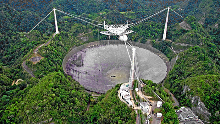 El Museo de la Ciencia y el Cosmos ofrece una tertulia sobre radioastronomía