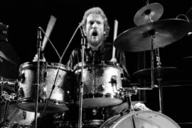 Mandatory Credit: Photo by Ian Dickson/Shutterstock (750517es) Ginger Baker Various