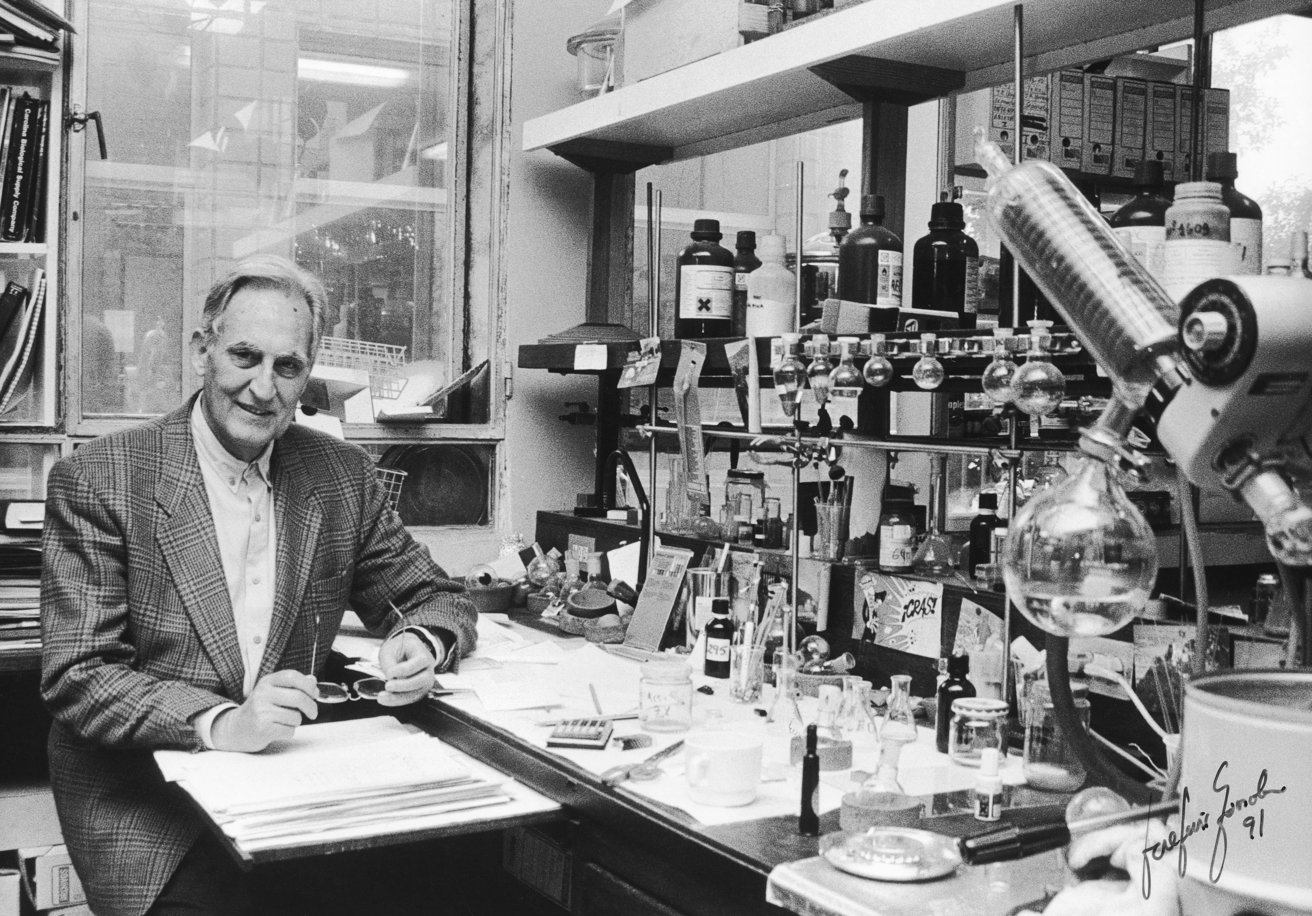La Librería del Cabildo aborda la figura del científico y profesor Antonio González