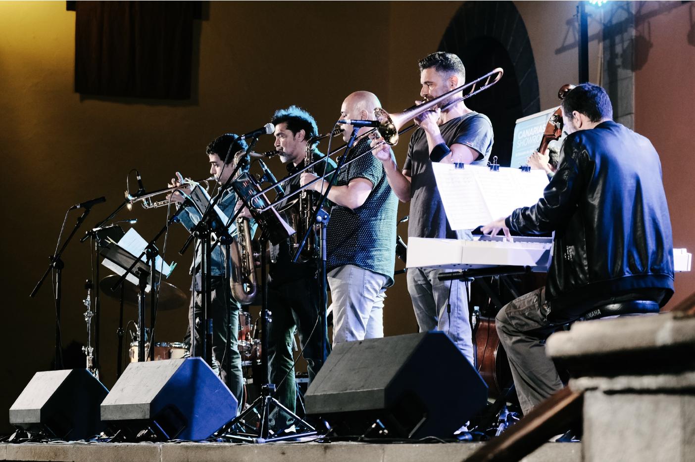 Canarias Jazz Showroom lleva al Auditorio de Tenerife cinco conciertos de formaciones isleñas