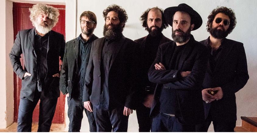 Egon Soda presenta su disco 'El rojo y el negro' este viernes en el Aguere Cultural