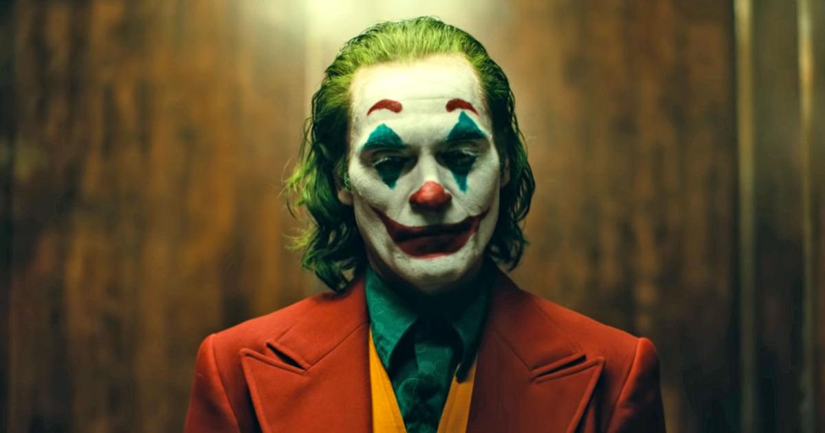Joker o cuando se toca fondo