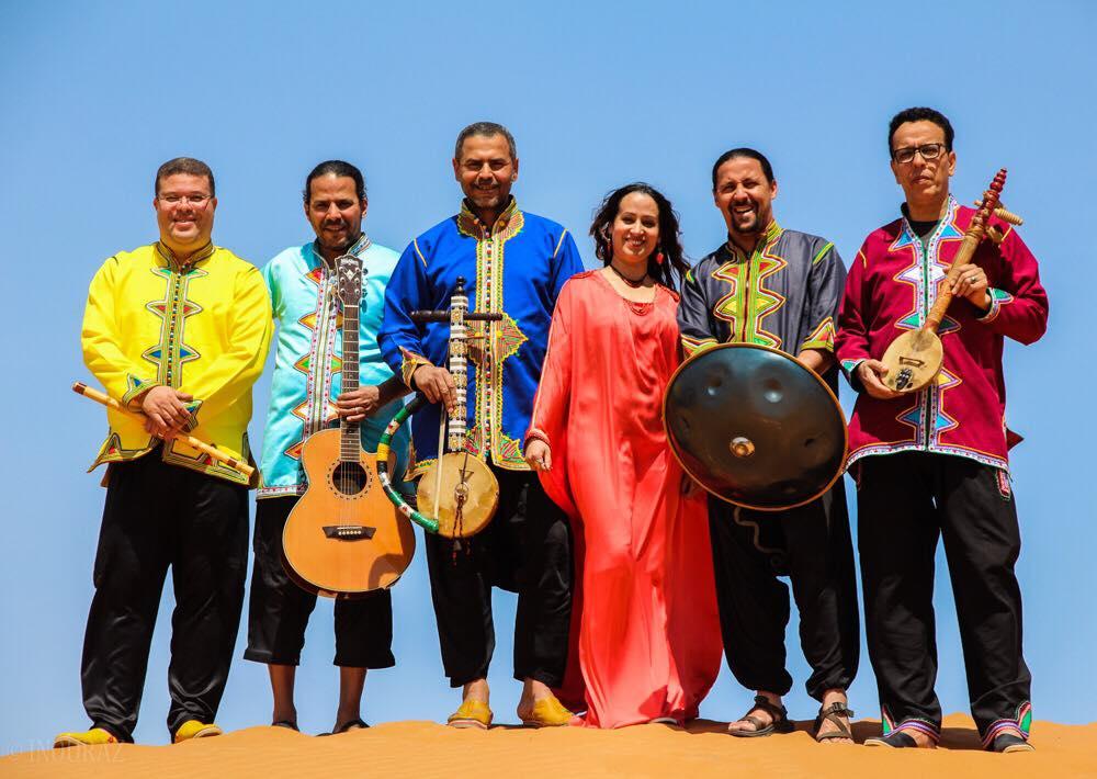 Arranca este jueves #naturajazz con el exótico sonido de los marroquíes Inouraz