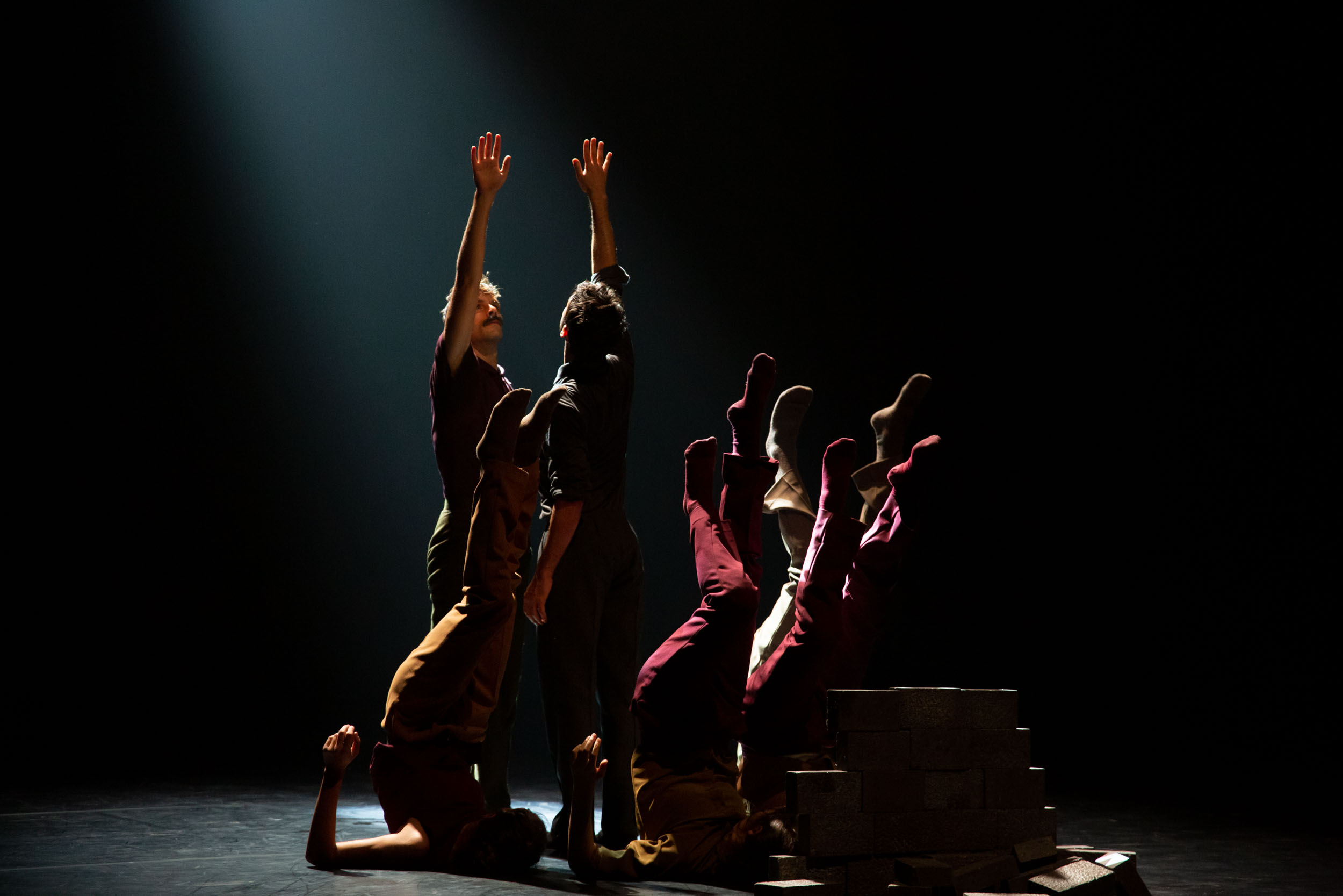 Lava en la apertura del festival Baila España en Bremen