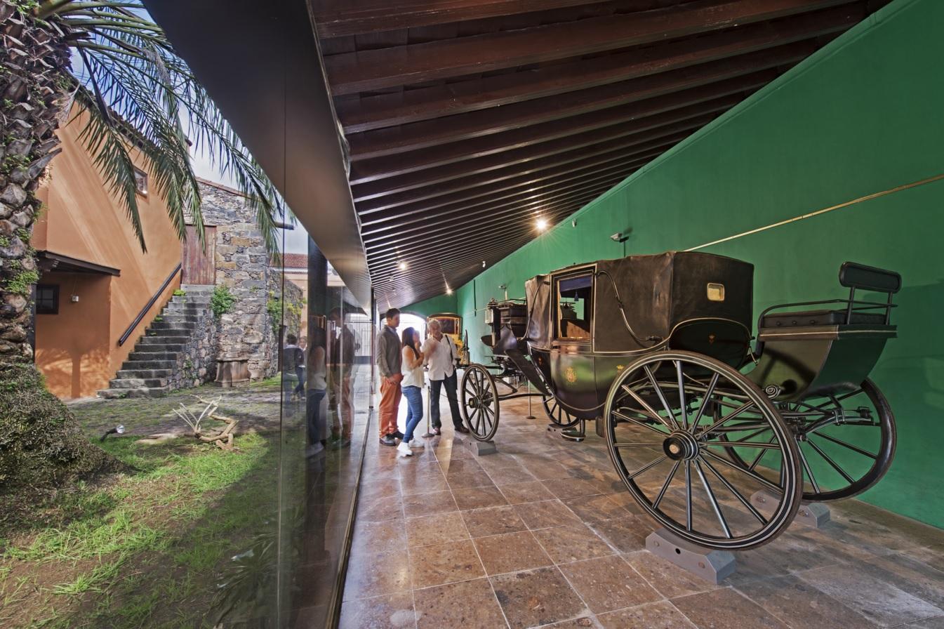 La muerte, protagonista de la visita guiada en el Museo de Historia y Antropología