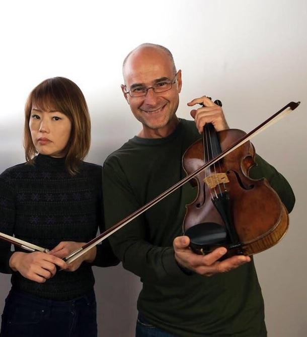 David Ballesteros y Satomi Morimoto toman el pulso de Naturajazz
