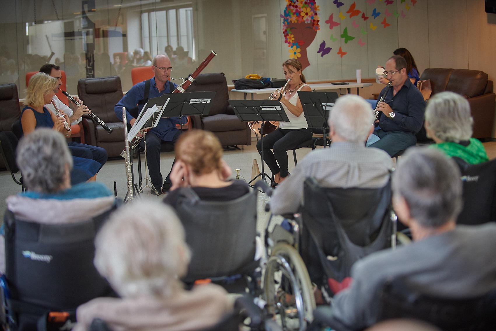 La Sinfónica de Tenerife ofrece un concierto en el Centro Penitenciario Tenerife II