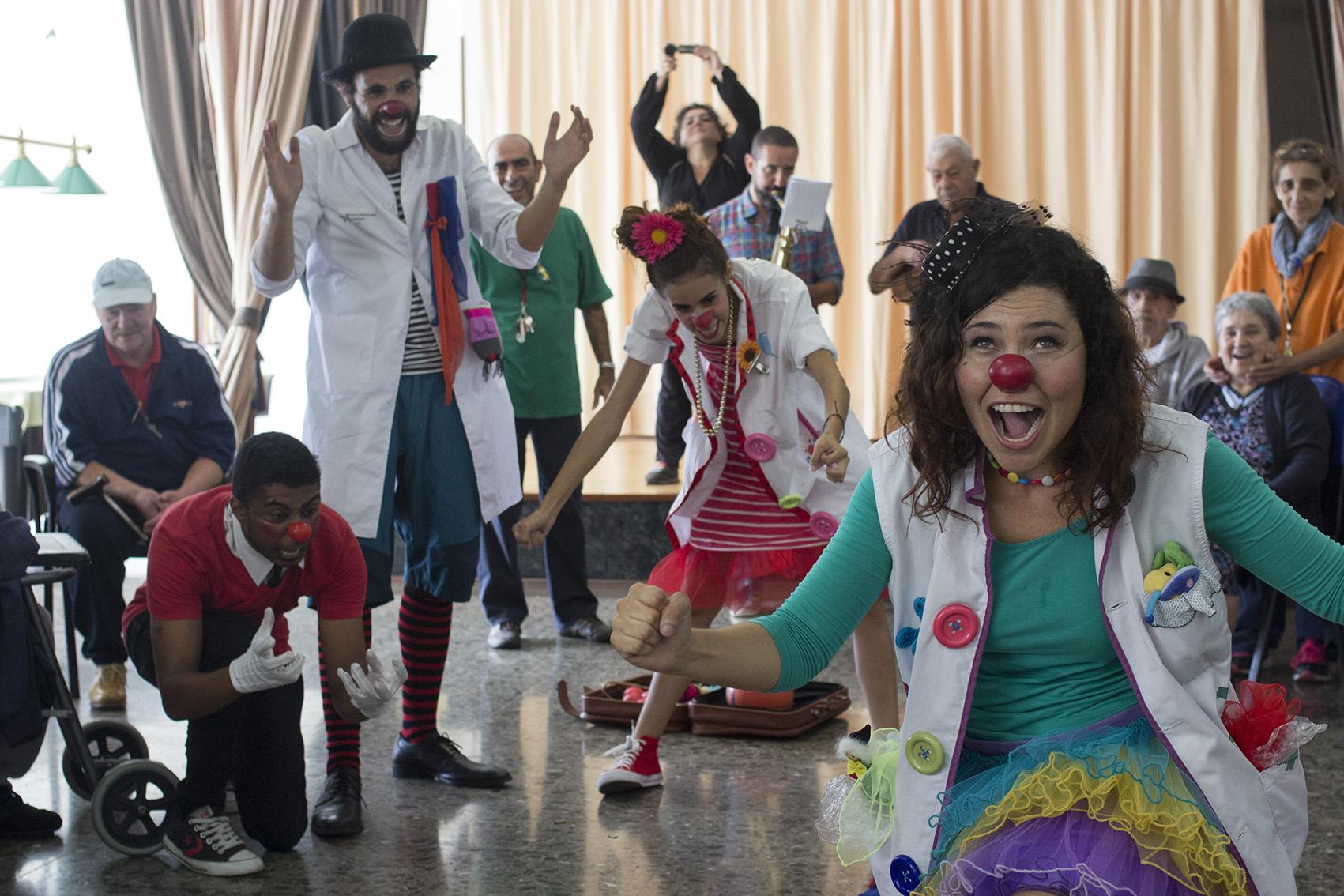 Comienza el XIII Festival Internacional Clownbaret con 150 actividades y espectáculos
