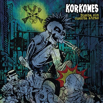 Korkones tiene nuevo trabajo; Bomba sin cuenta atrás