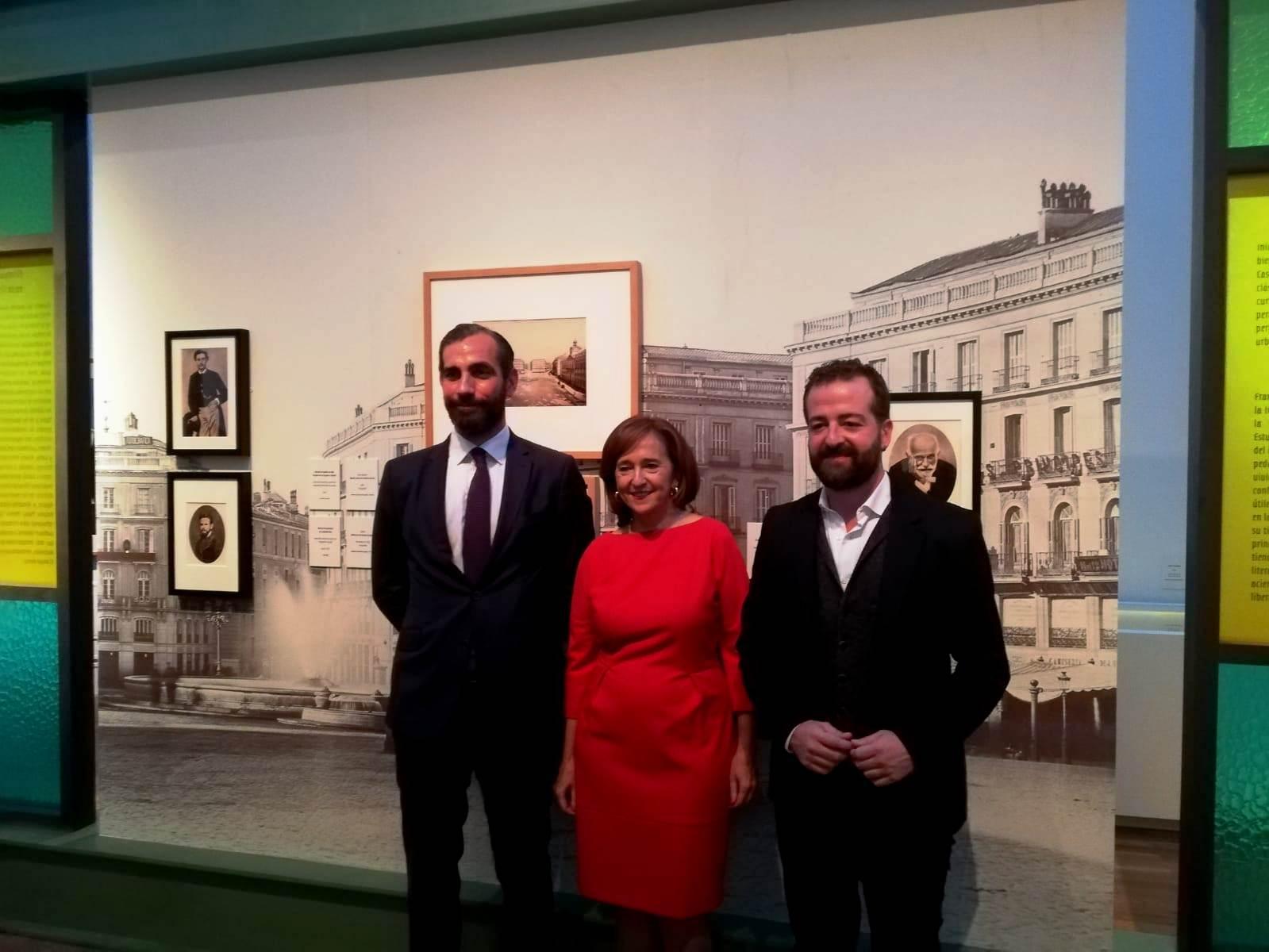 Benito Pérez Galdós, La verdad humana se inaugura en la Biblioteca Nacional de España