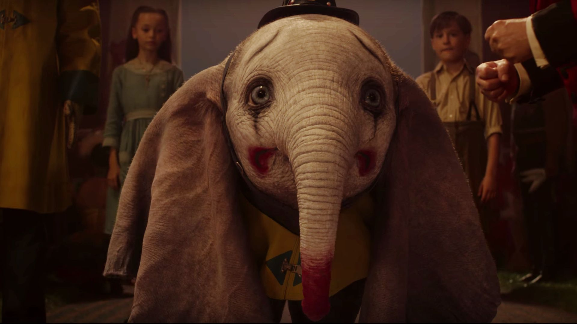 Dumbo protagoniza el estreno de la Filmoteca de Navidad CajaCanarias