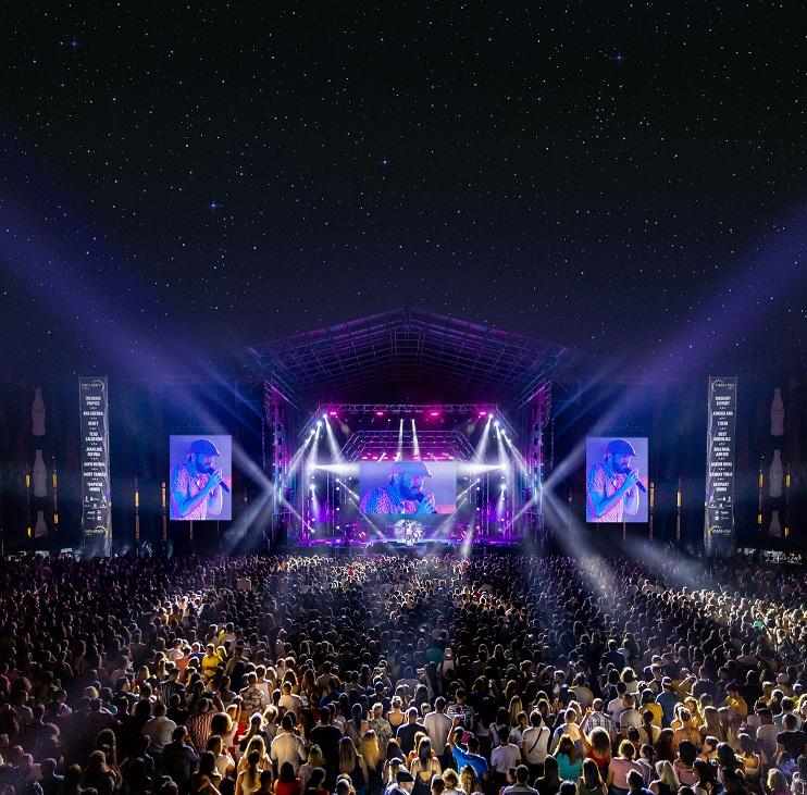 Sun&Stars arranca su esperada segunda edición con dos fechas en Gran Canaria
