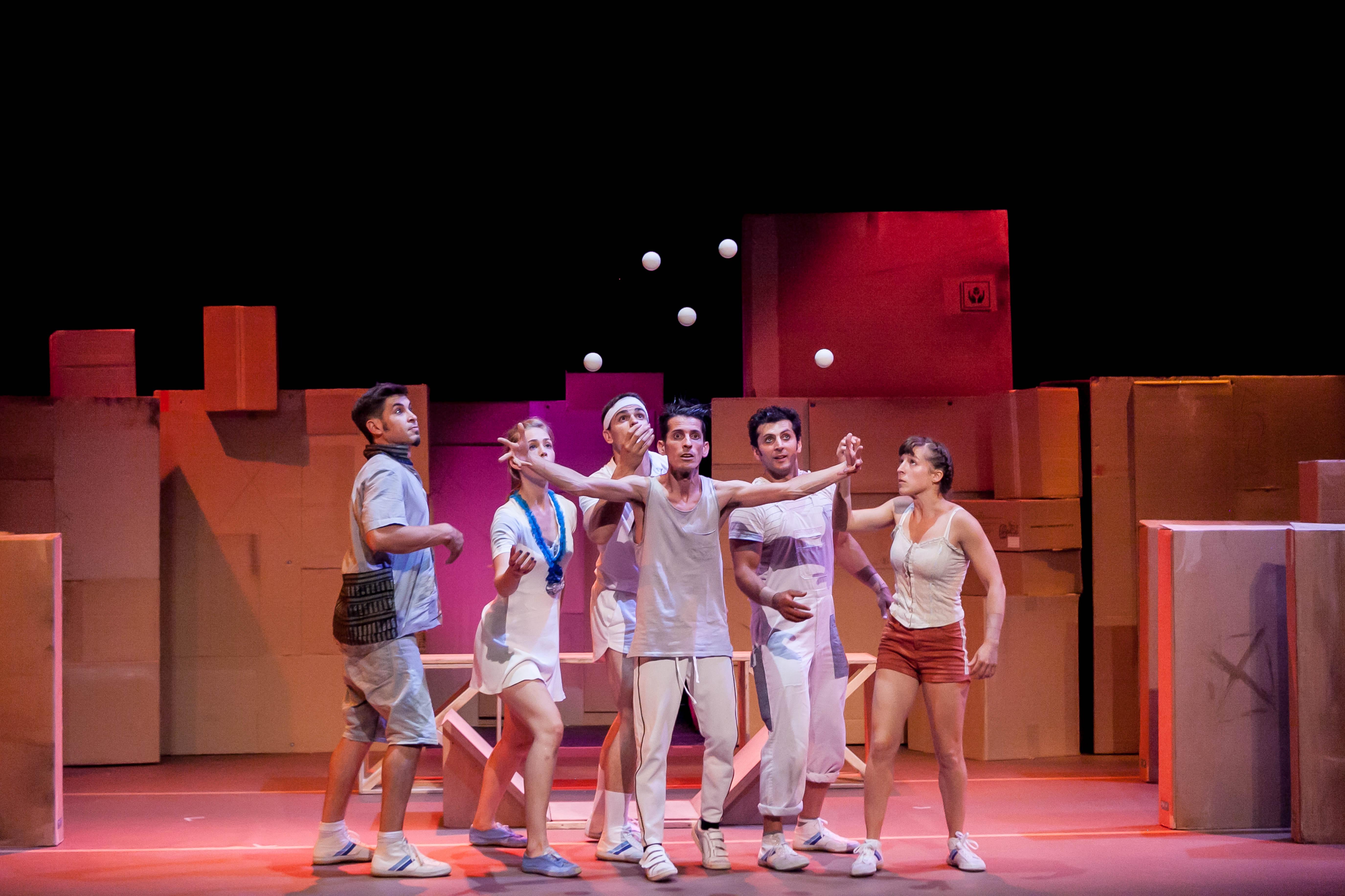 Telón trae al Teatro Leal el espectáculo de Ludo Circus Show