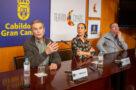 RP 20191127 Manolo Vieira, Guacimara Medina y Gonzalo Ubani
