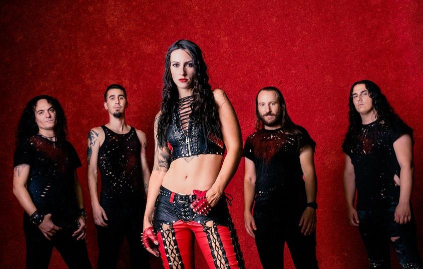El metal extremo de los gallegos Bloodhunter llega al Aguere Cultural