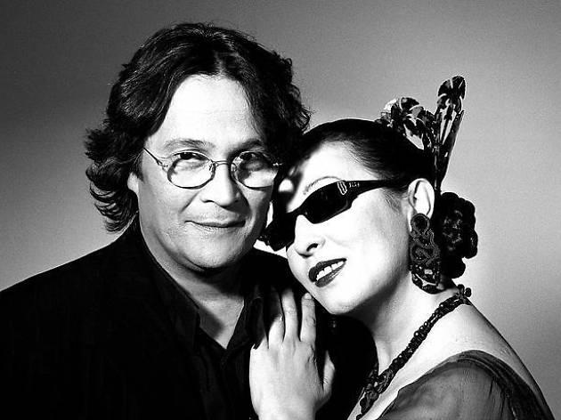 Chano Domínguez y Martirio en el Teatro Leal