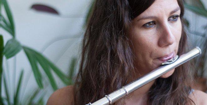 La flautista María Toro gira por Canarias en diciembre