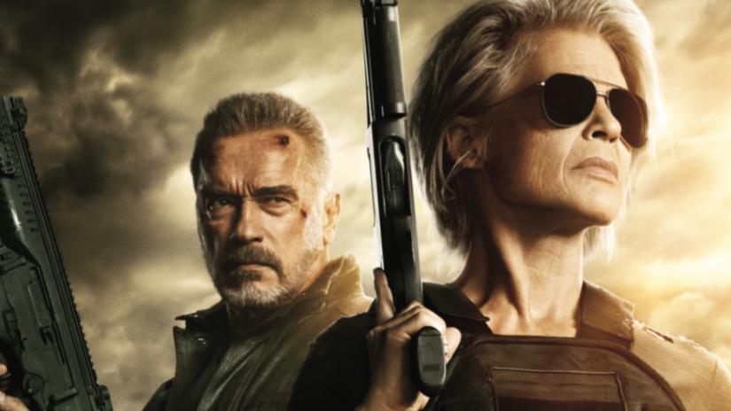 El oscuro destino de Terminator Dark Fate