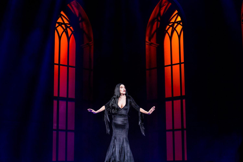 El musical La familia Addams llega al Auditorio de Tenerife por Navidad