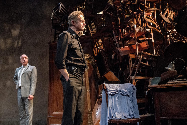 Gonzalo de Castro protagoniza El precio, de Arthur Miller, este fin de semana en el Teatro Guimerá