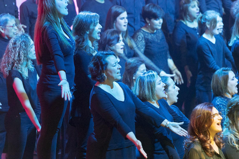 La Escuela Coral y el Coro Juvenil de Auditorio de Tenerife celebran el Día Mundial del Canto Coral