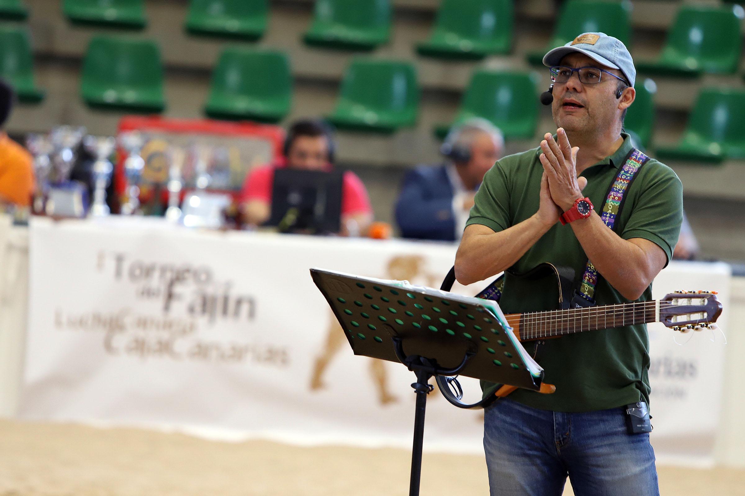 Canbaijú, el nuevo espectáculo de Güicho Estévez en CajaCanarias
