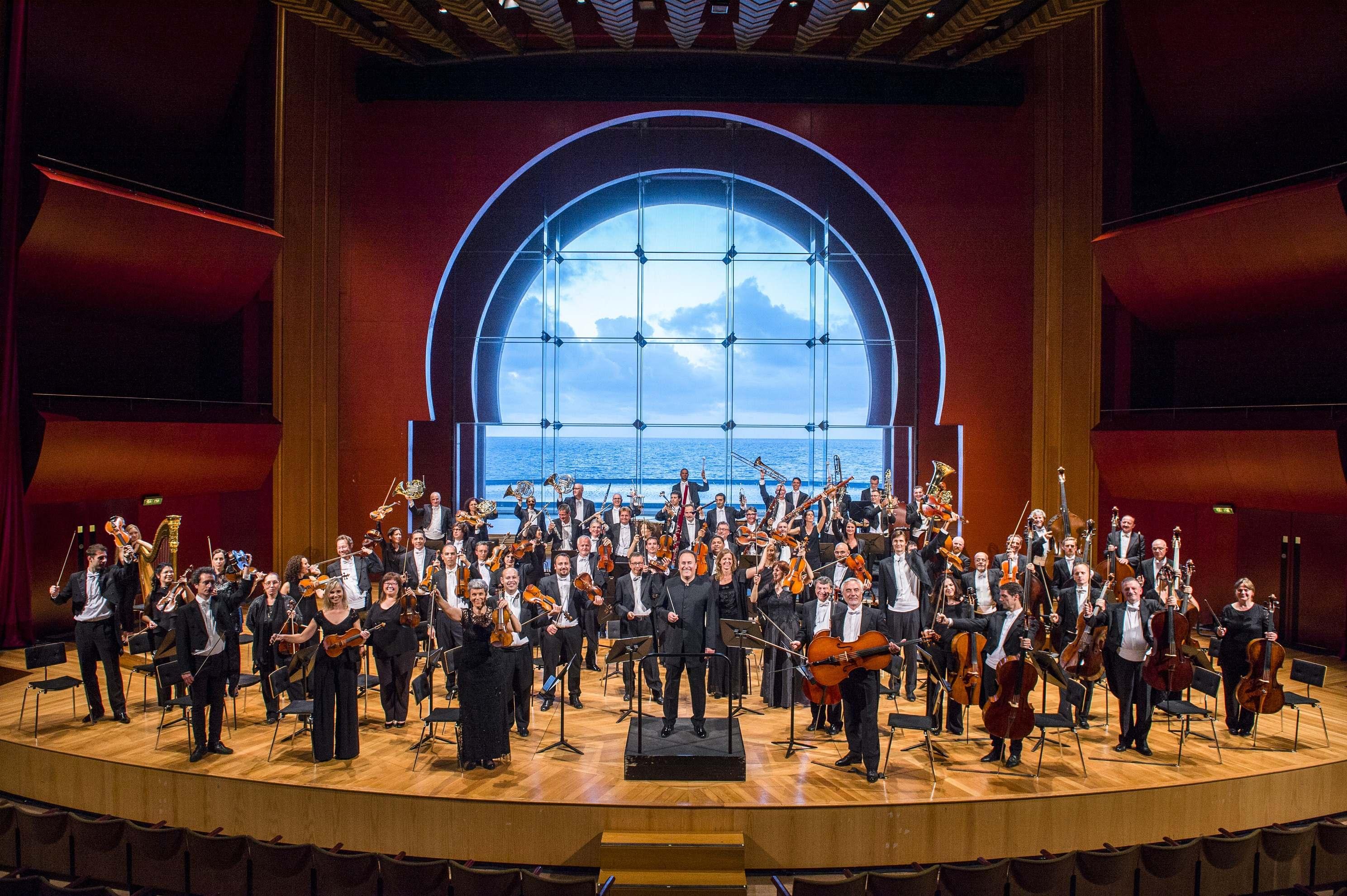 La Orquesta Sinfónica de Gran Canaria se reencuentra con el público grancanario
