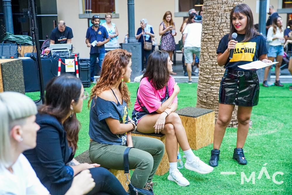 Canarias Líquida ofrece una plataforma de divulgación para mujeres creativas
