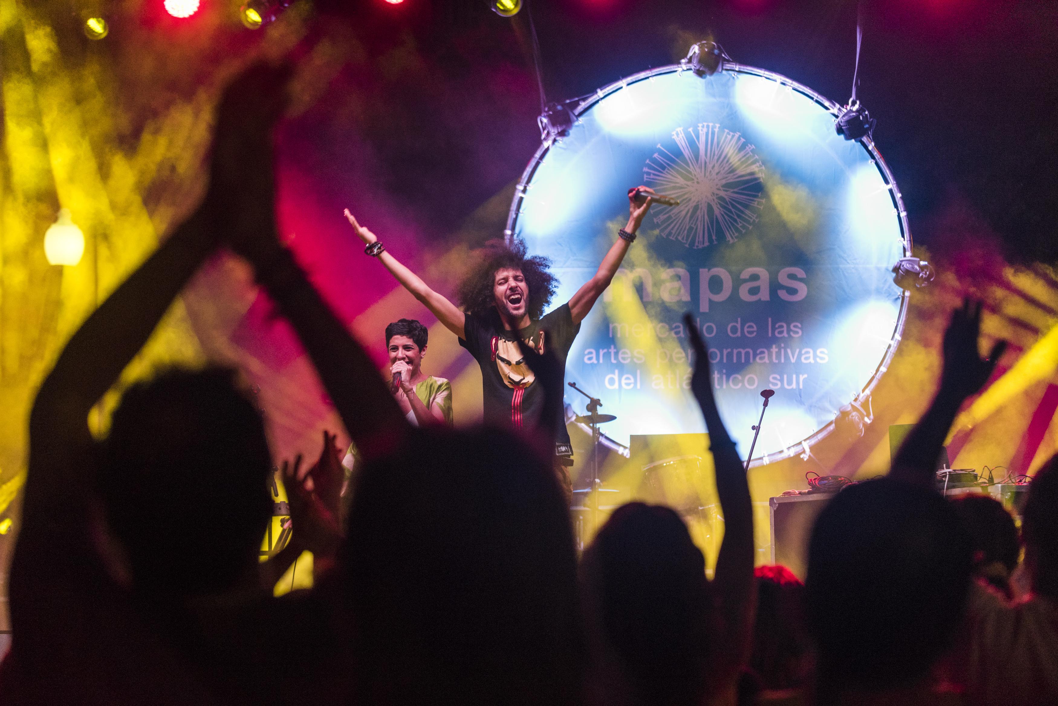 MAPAS abre la convocatoria de inscripción 2020 para artistas, agencias y programadores