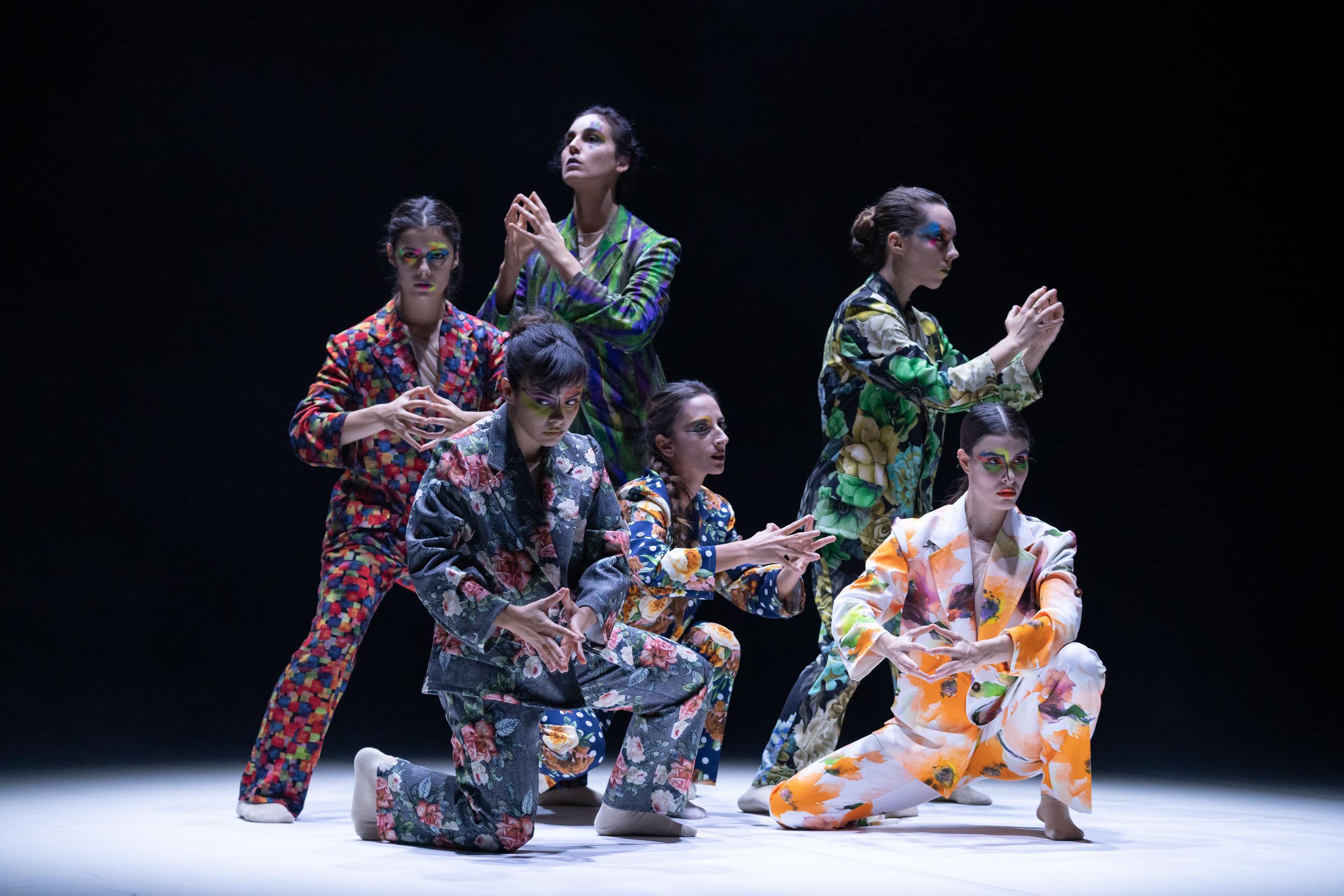 La compañía de danza Lava baila sus piezas Yalacha y Hush en el marco de MADferia en Madrid