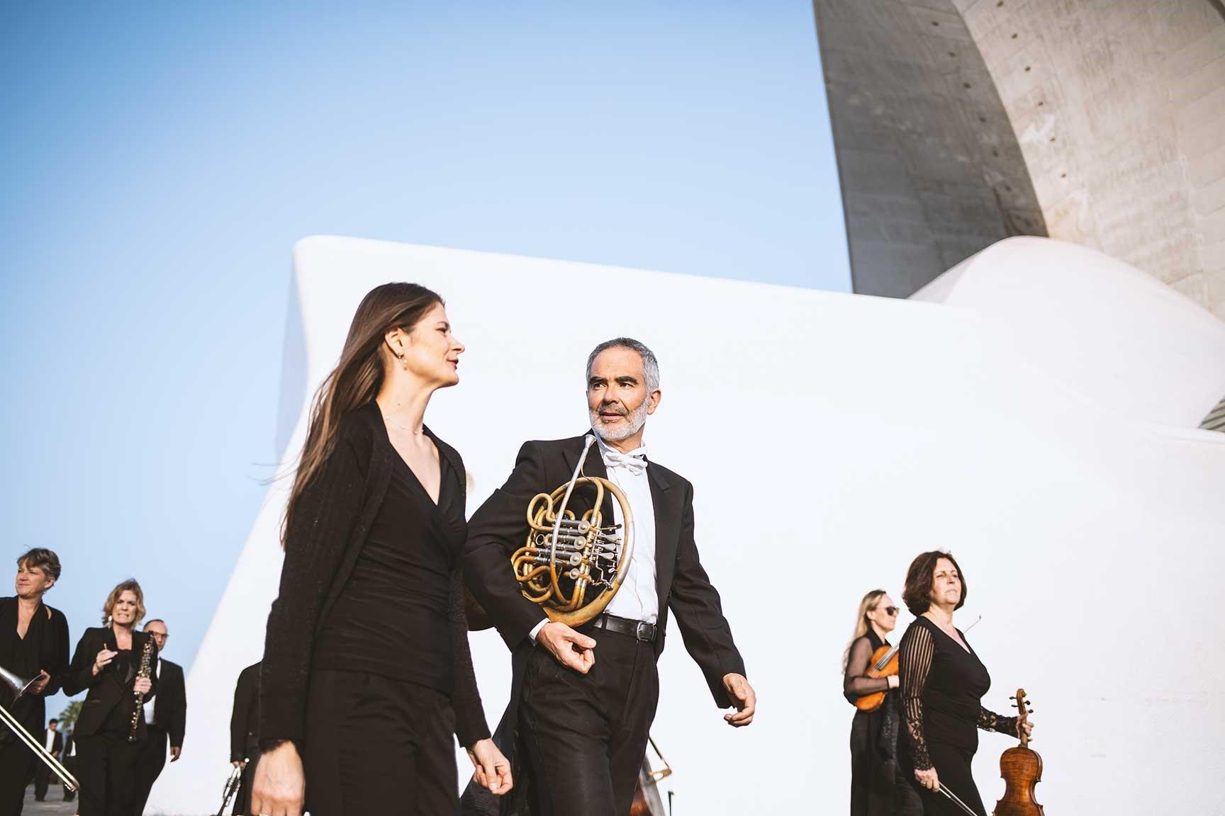 El Abono de Invierno de la Sinfónica de Tenerife incluye tres conciertos de temporada