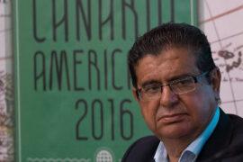 El director del Anuario de Estudios Atlanticos - Manuel Lobo Cabrera