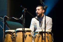 Concierto Flamencuba el 4 de julio de 2015 en el XVIII Festival Internacional de Jazz de San Javier