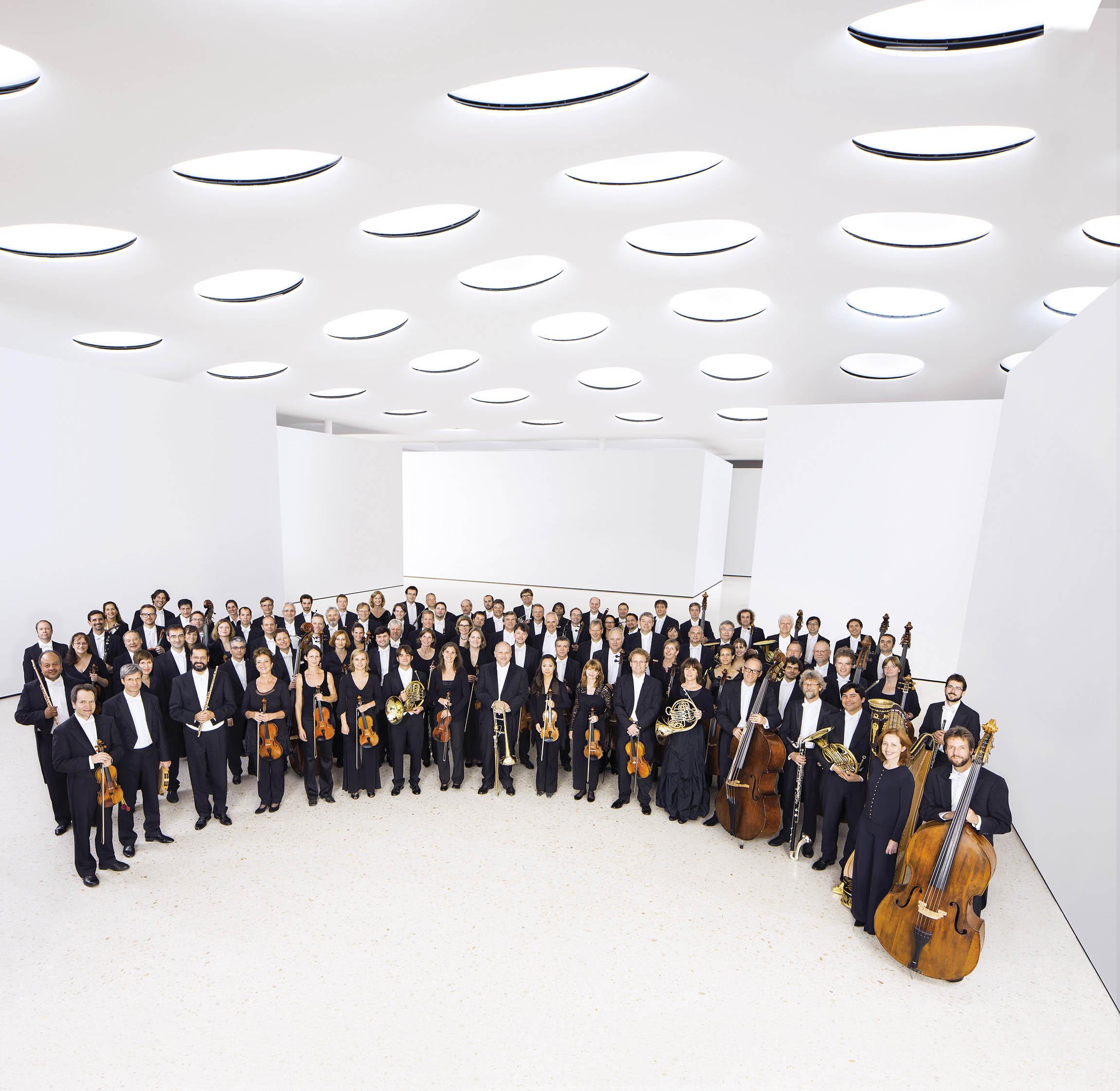 Orquesta de la Radio de Frankfurt, a la rusa con Orozco-Estrada y Fumiaki Miura