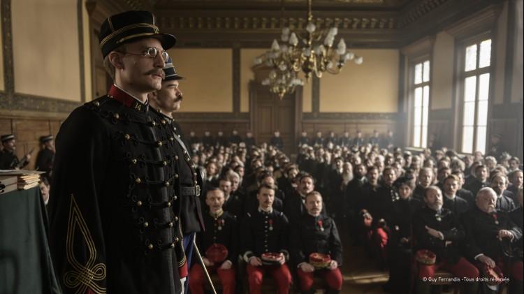 El oficial y el espía de Roman Polansky