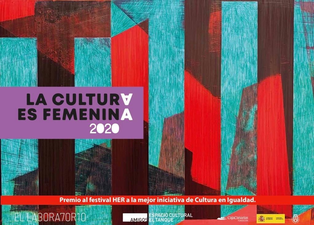 El Festival HER Premio #laculturaesfemenina 2020 a la mejor iniciativa de Cultura en Igualdad
