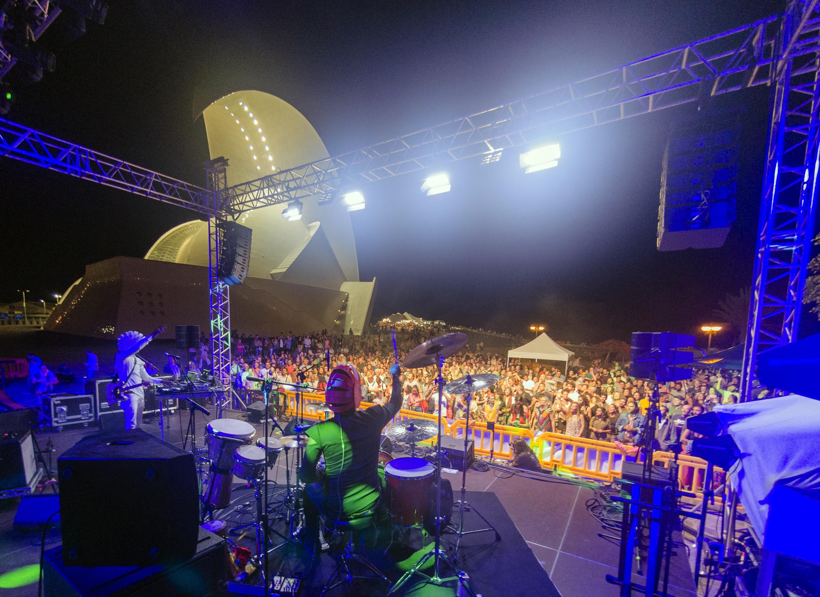 Mapas consolida el fortalecimiento de Tenerife como referencia de las artes en vivo