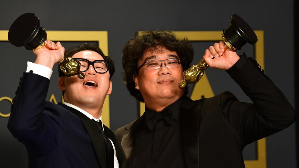 Parásitos da la sorpresa en los Oscars y se corona como la mejor película de 2019